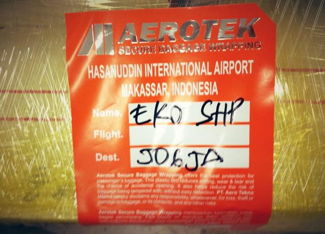 identifikasi bagasi